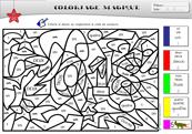 coloriage magique maternelle bonne anne 2018 - Coloriage Magique Maternelle