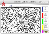 Coloriage Magique Cm2 Pdf.Fiches Coloriage Magique