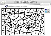 Fiches Coloriage Magique