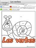 Coloriage Magique Grammaire