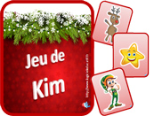 Le Jeu de Kim sur Noël est délicieux
