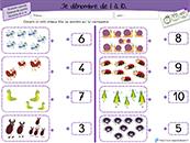 Maternelle: compter de 1 à 10-03