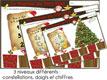 La Tournamentée du Père Noël -seloste 1