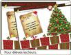 La Tournamentée du Père Noël lecteur
