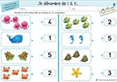 Maternelle: nomences de 1 à 5-03