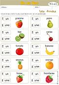 Une ou une version du fruit