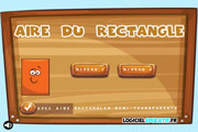 Aire du rectangle