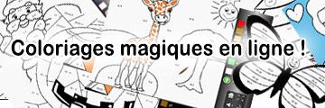 coloriage magique doubles et moitiés