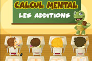 Calcul mental additions
