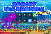 Memory de nombres junior