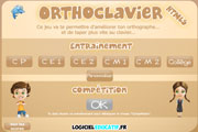 Orthoclavier