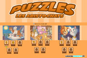 Puzzle Aristochats