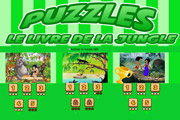 Puzzle Le livre de la jungle