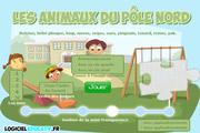 Manipulation de la souris pour les plus jeunes les animaux du p le nord - Animaux pole nord ...