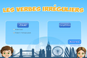Les Verbes Irreguliers Anglais