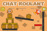 Chat roulant