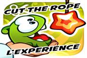 Cut the rope : l'expérience