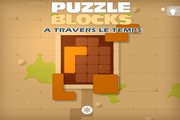Puzzle Blocks à travers le temps