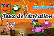 Jeux de recreation