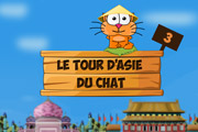 Le tour d'Asie du chat